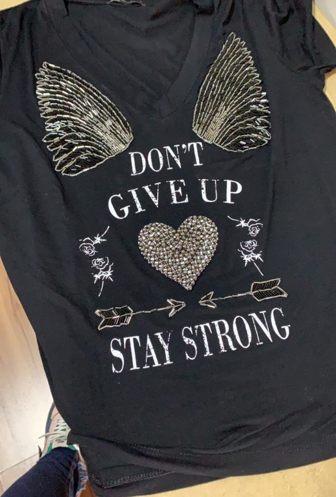 Tshirt Stay Strong