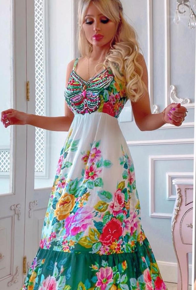 Vestido Anastácia