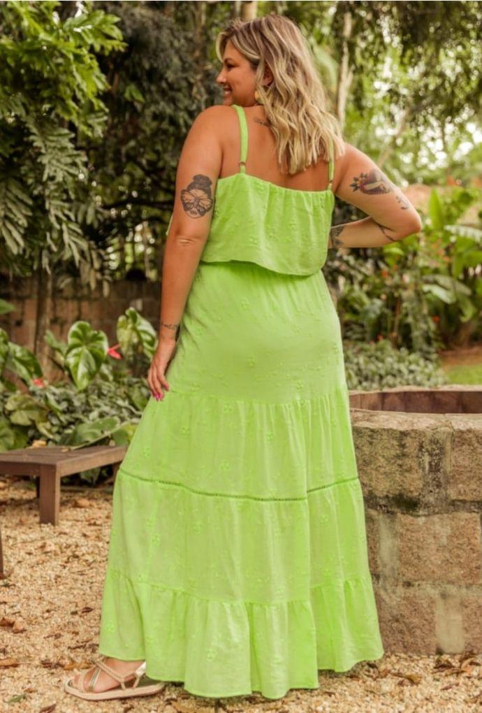 Vestido Leka Verde