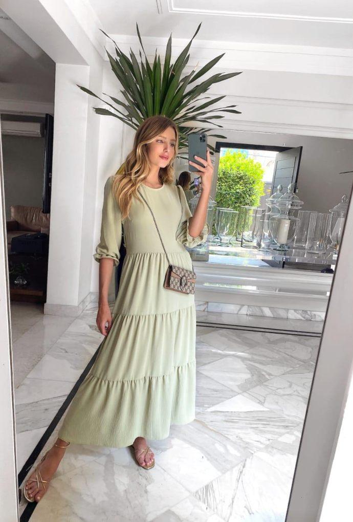 Vestido Midi 3 Marias