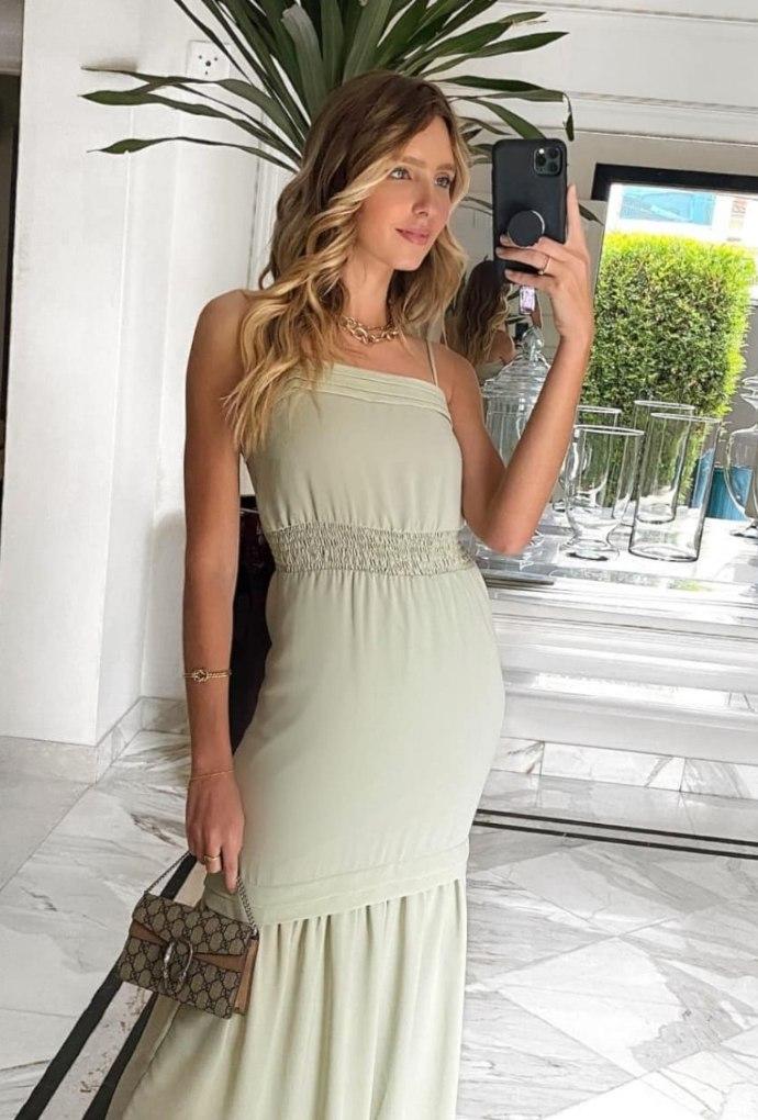 Vestido Midi Alcinha