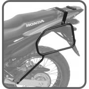 Afastador alforges Honda XRE190 tubular Scam
