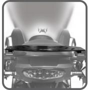 Bagageiro Kawasaki Versys 1000 - Scam