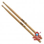 Baquetas 2B ponta de madeira (par) Torelli TQ 201