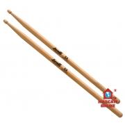 Baquetas 5A ponta de madeira (par) Torelli TQ 204