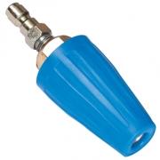 Bico Rotativo Engate Rápido Jet Mac Azul