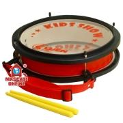 Caixa Infantil Vermelha PVC 10