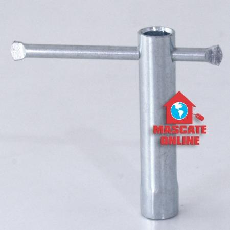 Chave Afinação 10mm tubular Gope 888G