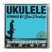 Encordoamento Ukulelê Concerto Dunlop 8859