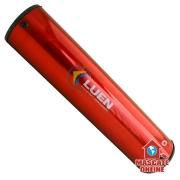 Ganzá pequeno 20cm Vermelho Luen 19018VM