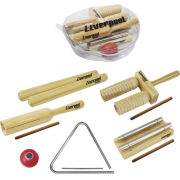 Kit Para Musicalização Infantil Liverpool KIT INF01