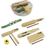 Kit Para Musicalização Infantil Liverpool KIT INF02