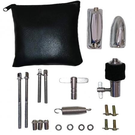 Kit Primeiros Socorros Bateria Turbo Play - PLAYSOS