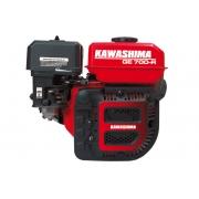 Motor Estacionário 7HP c/Redutor Kawashima GE700-R