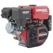 Motor estacionário 9HP partida elétrica e manual  a gasolina Kawashima GE900-E