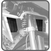 Protetor de radiador BMW R1200GS 2013 em diante