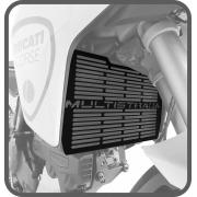 Protetor Radiador Multistrada 1200 (2016+) e 950 (todos)
