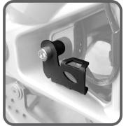 Protetor sensor Abs BMW R1200GS 2013 em diante