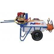 Pulverizador com Rodas 130 litros 212cc Pulmac 130 S40-R