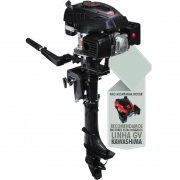 Rabeta Vertical s/ Motor Kawashima p/ motor Kawashima GV650M