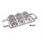 Rocar alumínio 3 fileiras Torelli Ritmus RR 021