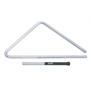 Triângulo Alumínio Médio 28cm Liga Especial Torelli TL 607