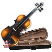 Violino Infantil 1/4 Envelhecido Acoustic
