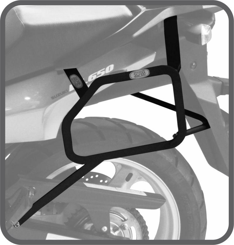 Afastador Alforje Suzuki DL Vstrom 650 -Scam