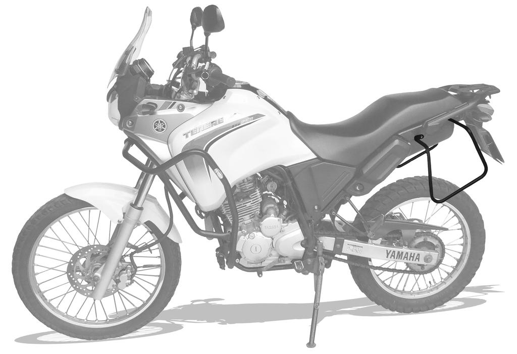 Afastador de Alforges p/ Ténéré 250cc Scam