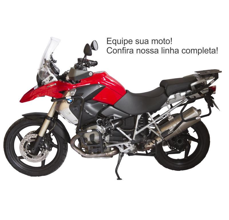 Bagageiro BMW R1200GS 2004-2012 - Scam