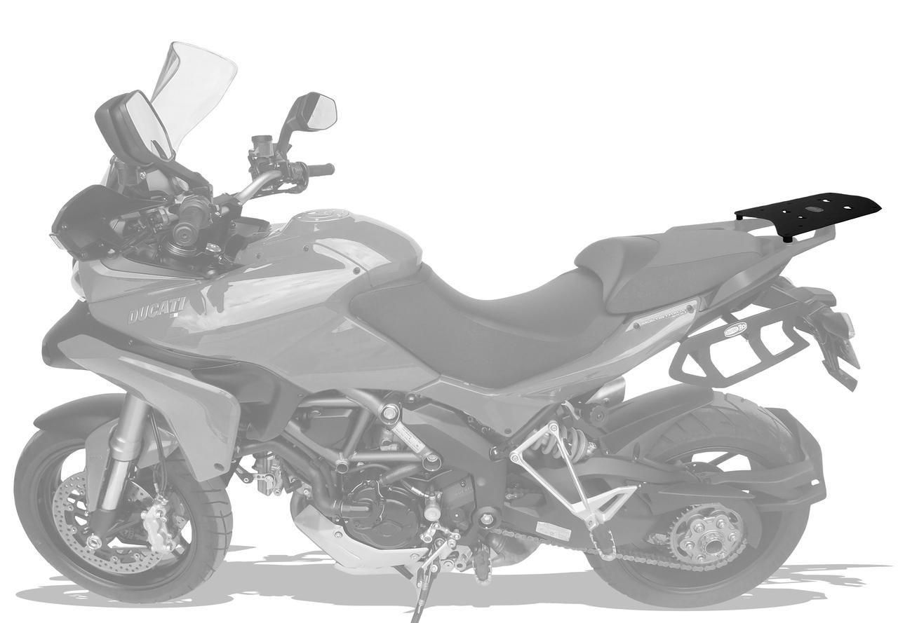 Bagageiro Ducati Multistrada 1200 até 2015 - Scam