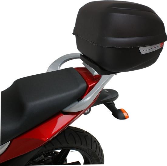 Bagageiro Fazer 250cc e Factor Preto