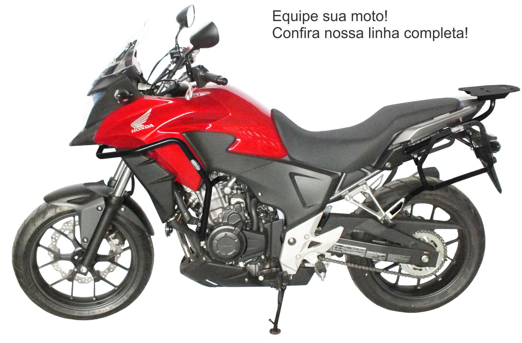 Bagageiro Honda CB500X - Scam