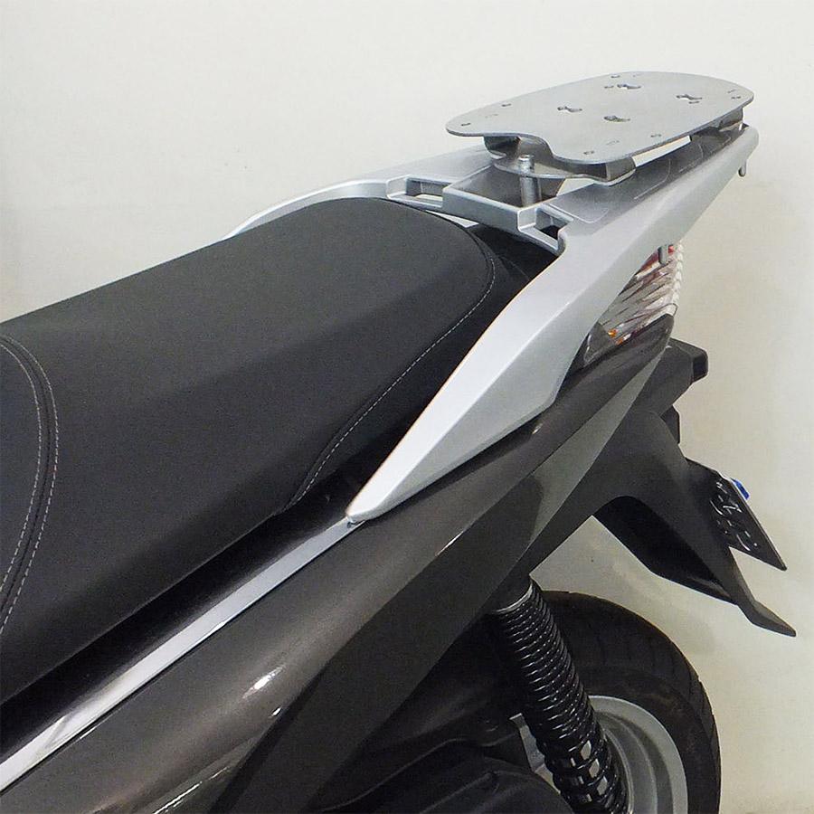 Bagageiro Honda SH 300i Prata Scam SPTA 290