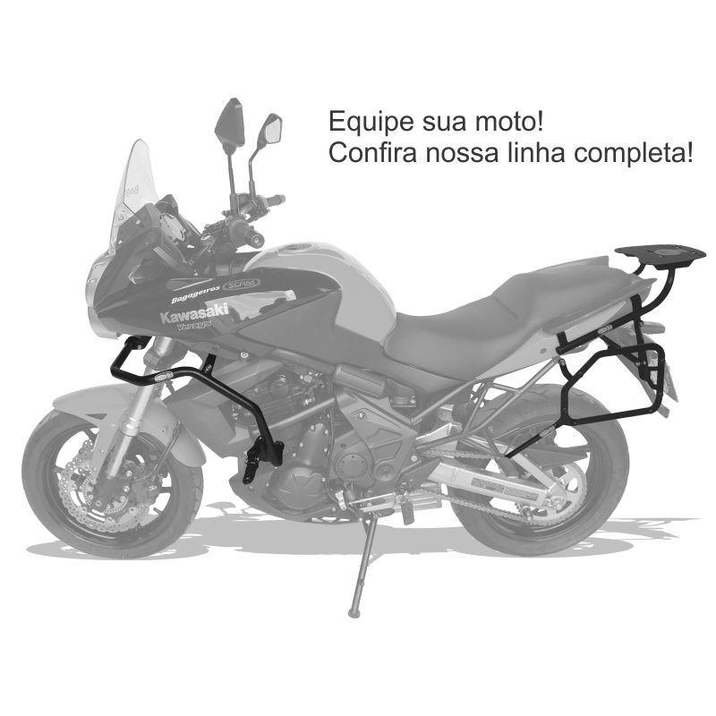 Bagageiro Kawasaki Versys 650 2010 até 2015 Scam
