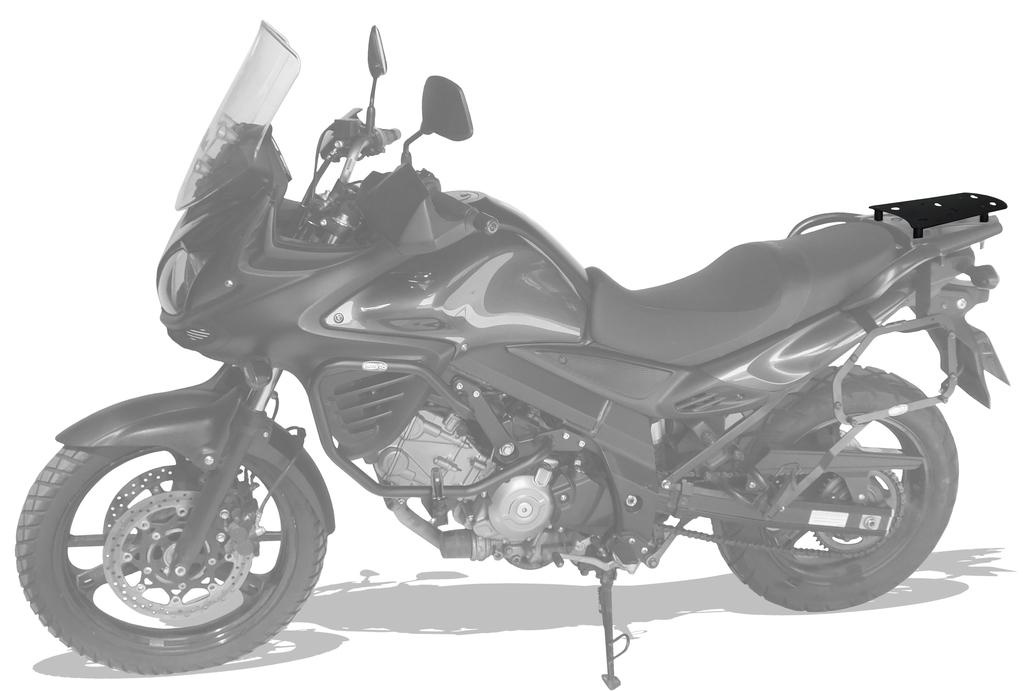Bagageiro Suzuki DL Vstrom 650 2014 a 2018