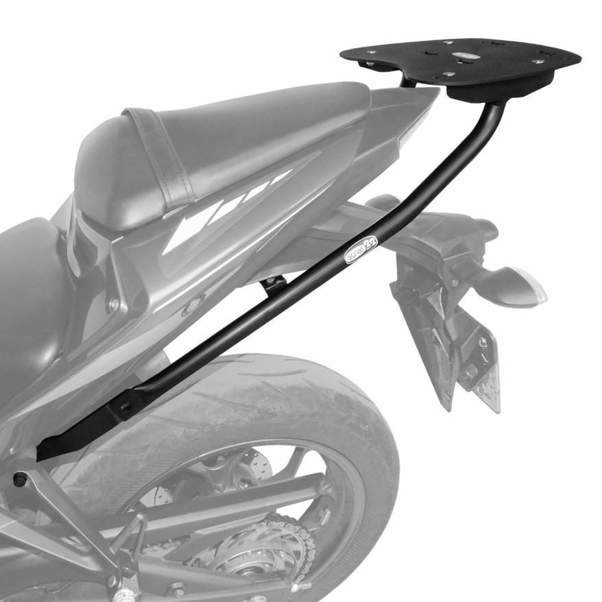 Bagageiro Yamaha MT03 ou R3 - Scam SPTO 182