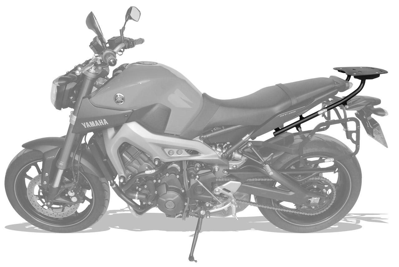 Bagageiro Yamaha Mt09 - Scam