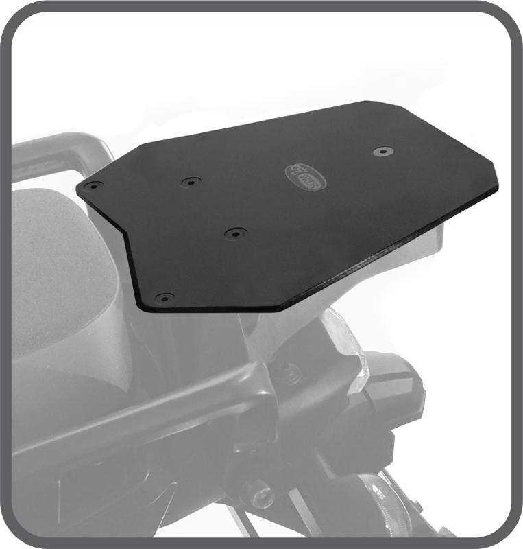 Bagageiro Yamaha Tenere 1200 Universal - Scam
