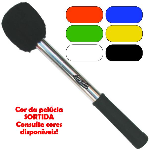 Baqueta Bombo Alumínio Torelli TQ 080 Cores Sortidas
