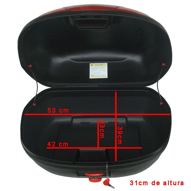 Bauleto Givi E450N Monolock 45 litros