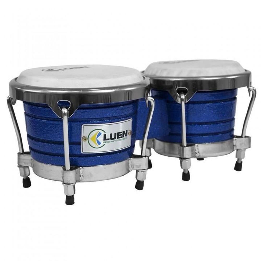 "Bongô 6"" e 7"" ripas azul - Luen 45003AZ"