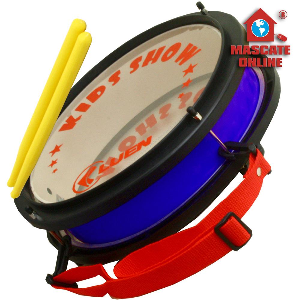 """Caixa Infantil Azul  PVC 10"""" Luen 29468AZ"""