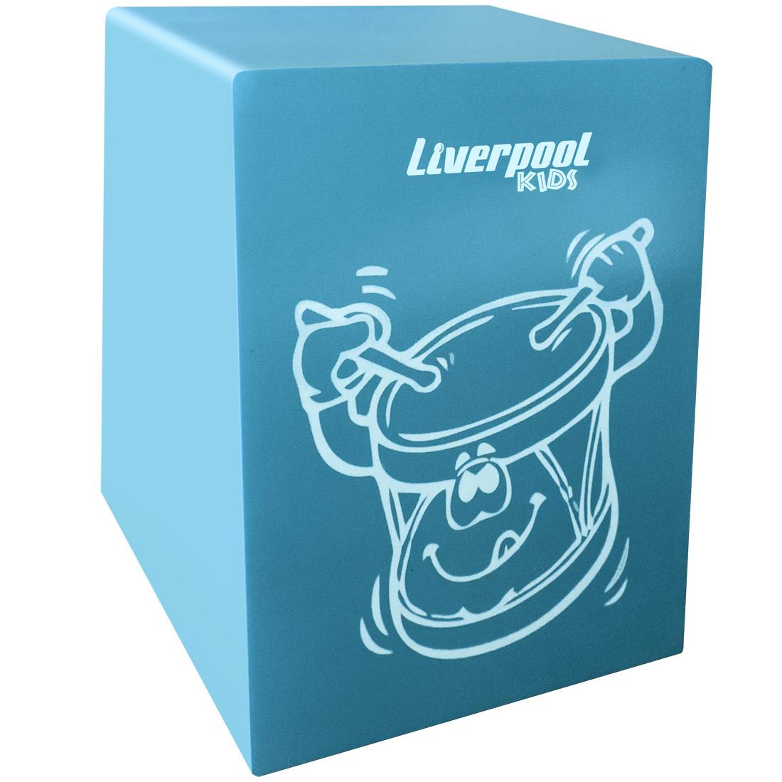 Cajón Infantil Azul Liverpool CALI TAM