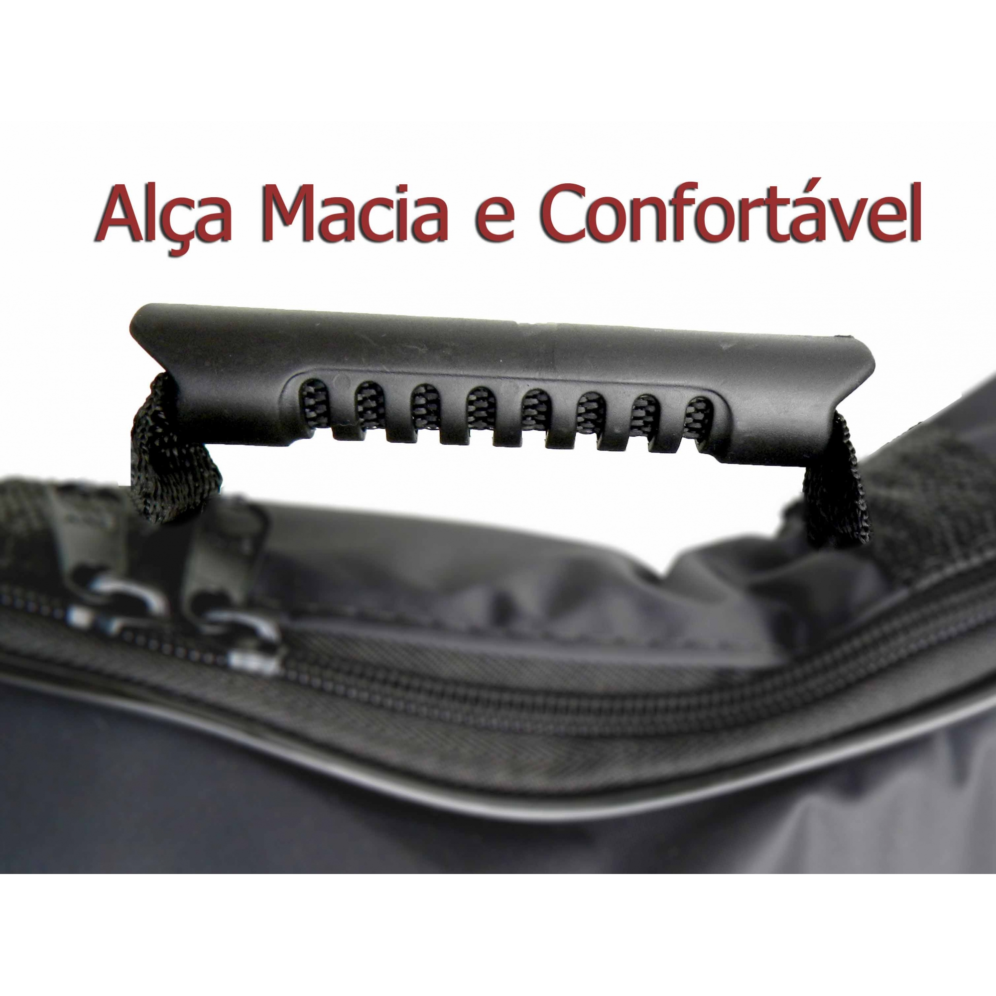Capa para Ukulelê Concerto - Luxo