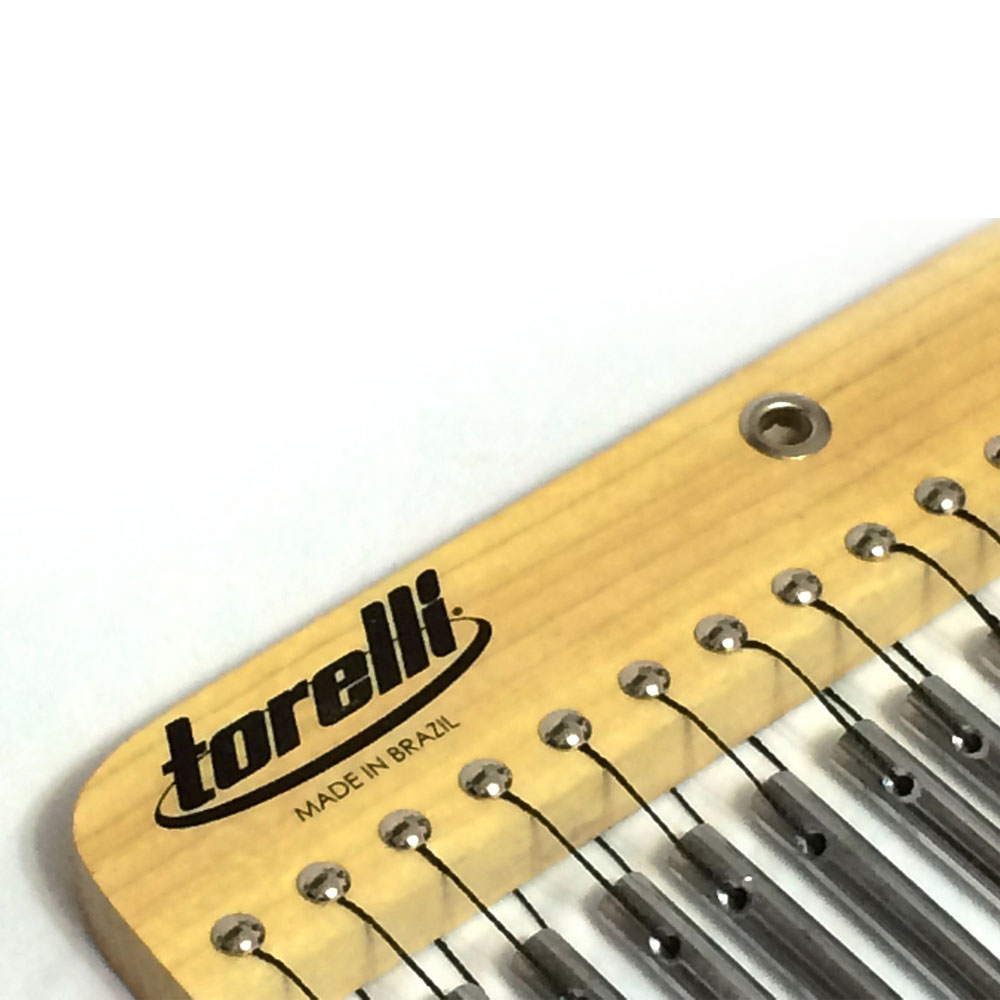 Carrilhão 18 barras alumínio Torelli TA 308