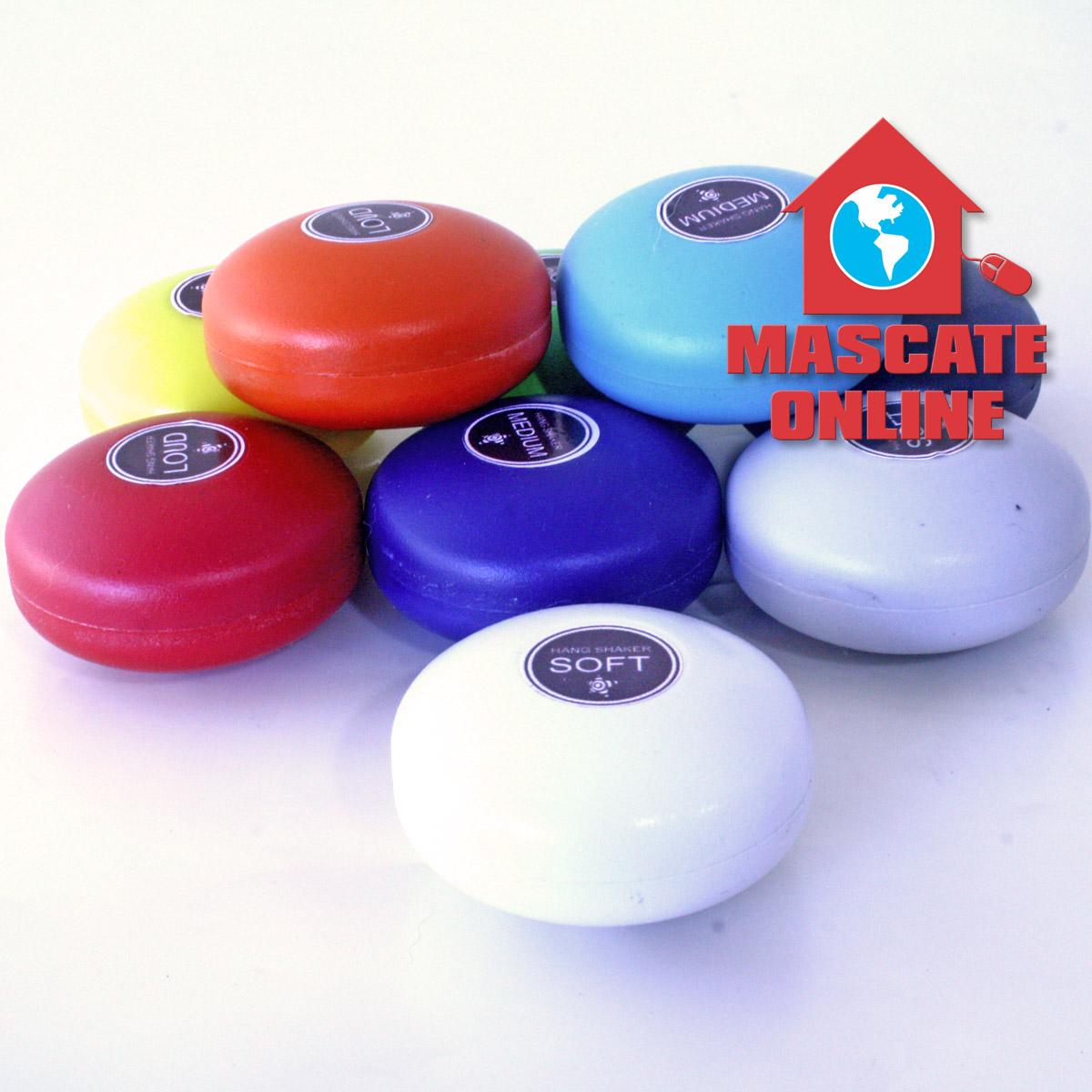 Chocalho Shaker Forte Cores Sortidas Beat