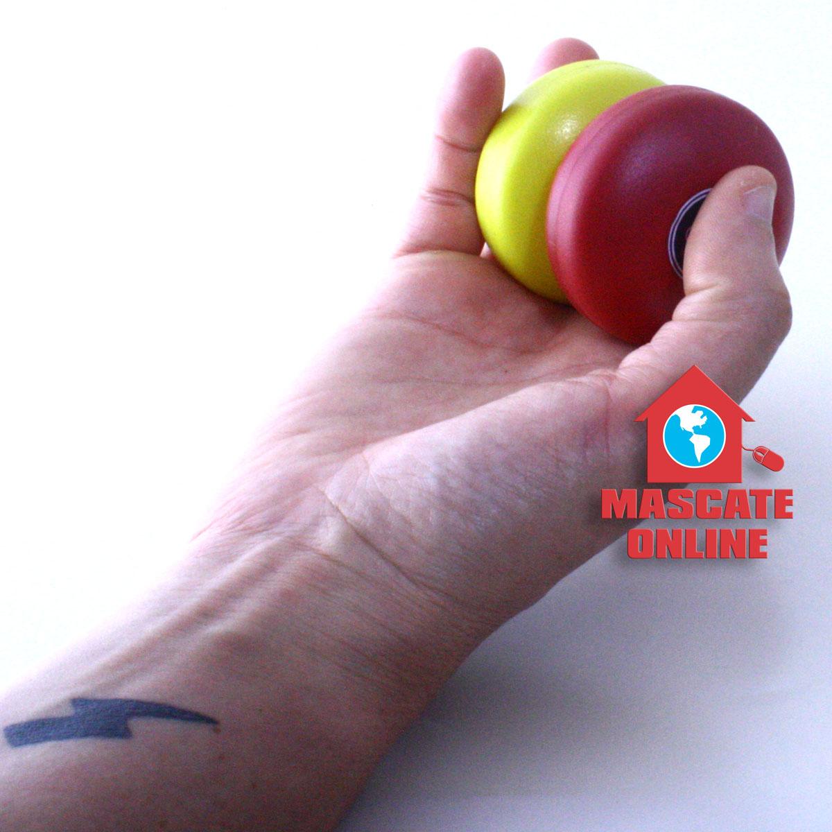 Chocalho Shaker Suave Cores Sortidas Beat