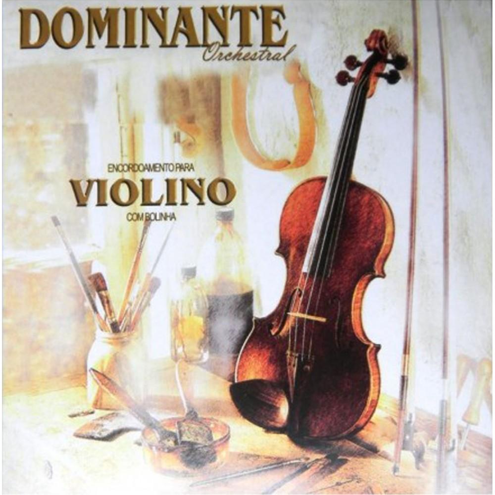 Encordoamento Violino Dominante 89