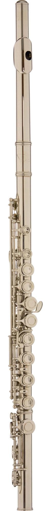 Flauta Transversal Em Dó Niquelada FL03N Eagle